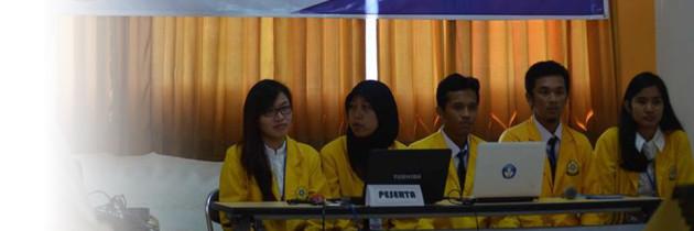 Mahasiswa FASILKOM di Pekan Ilmiah Mahasiswa Nasional