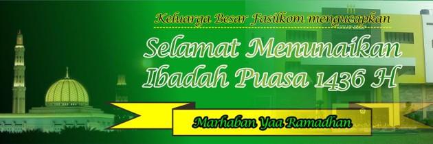 Selamat Berpuasa Ramadhan 1436H