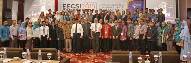 Opening Ceremony the 2nd EECSI 2015