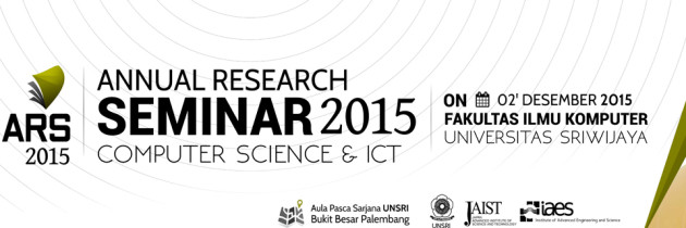 Annual Research Seminar Computer Science & ICT | 2015