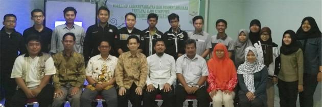 Workshop Kesekretariatan dan Pembendaharaan Fasilkom UNSRI