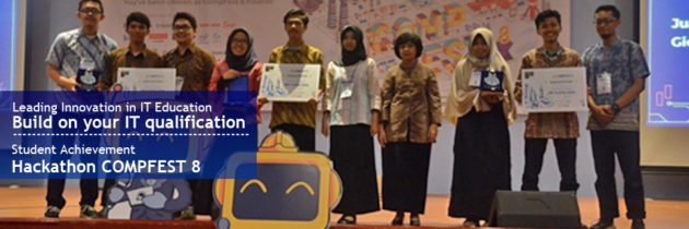 Mahasiswa Fasilkom Unsri Meraih Juara Pertama di Hackathon COMPFEST 8 Universitas Indonesia 2016